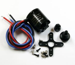 Long V2216 11 KV800 brushless motor axis