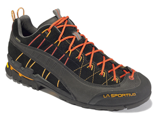 Cheap authentic spot La Sportiva Hyper GTX 17M approaching men and women hiking shoes shoes