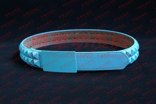 DRAMAtical Murder DMMD Liang Yuan Cang Ye Seto original double orange belt blue belt