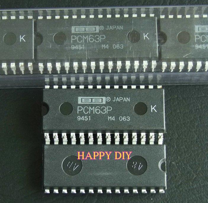 Красная Корона/бренда новый подлинный Nissan PCM63P-K/DAC чип