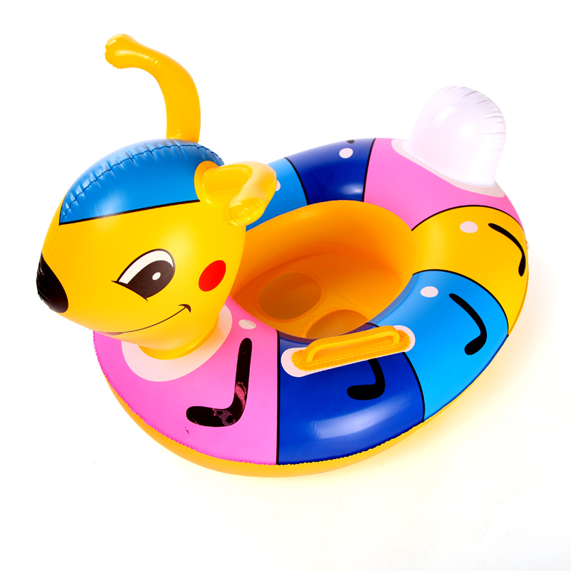 Новые мягкие детские надувные лодки/катера/лошадь плавательный муравьи сиденья/плавание плавание жилья шайбы