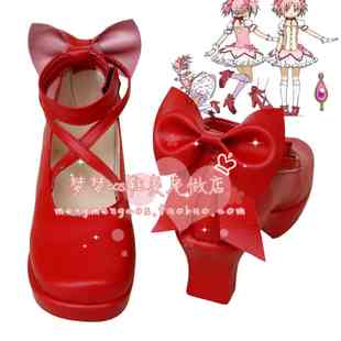 No. 1002 The magic circle Madoka Kaname incense COSPLAY shoes