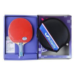 Authentic! butterfly 5 series ping pong racket finished shooting TBC501 horizontal position sided anti-adhesive
