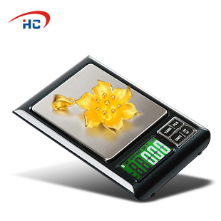 HC 0 01g precision jewelry scale electronic scales grams called mini scales pocket scale portable scales Gold scales authentic