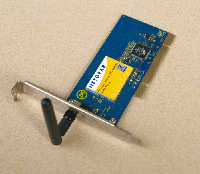 Netgear 54mbps wireless pci adapter wg311v3 driver for windows 7.