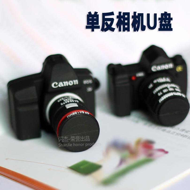 Творческие Flash Kit DSLR камеры u 8G мультфильм милый подгонять подарок USB логотип DIY пакет почты