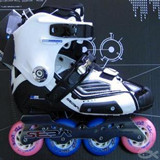 Meters high SEBA HV rice traders inline skates roller skates blue gold HV level Hua Xie Ping Hua Xie