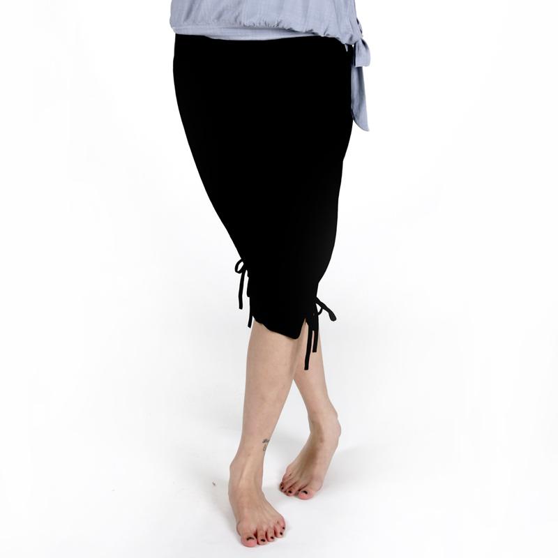 Pantalon collant jeunesse Z5273 en viscose - Ref 752989 Image 1