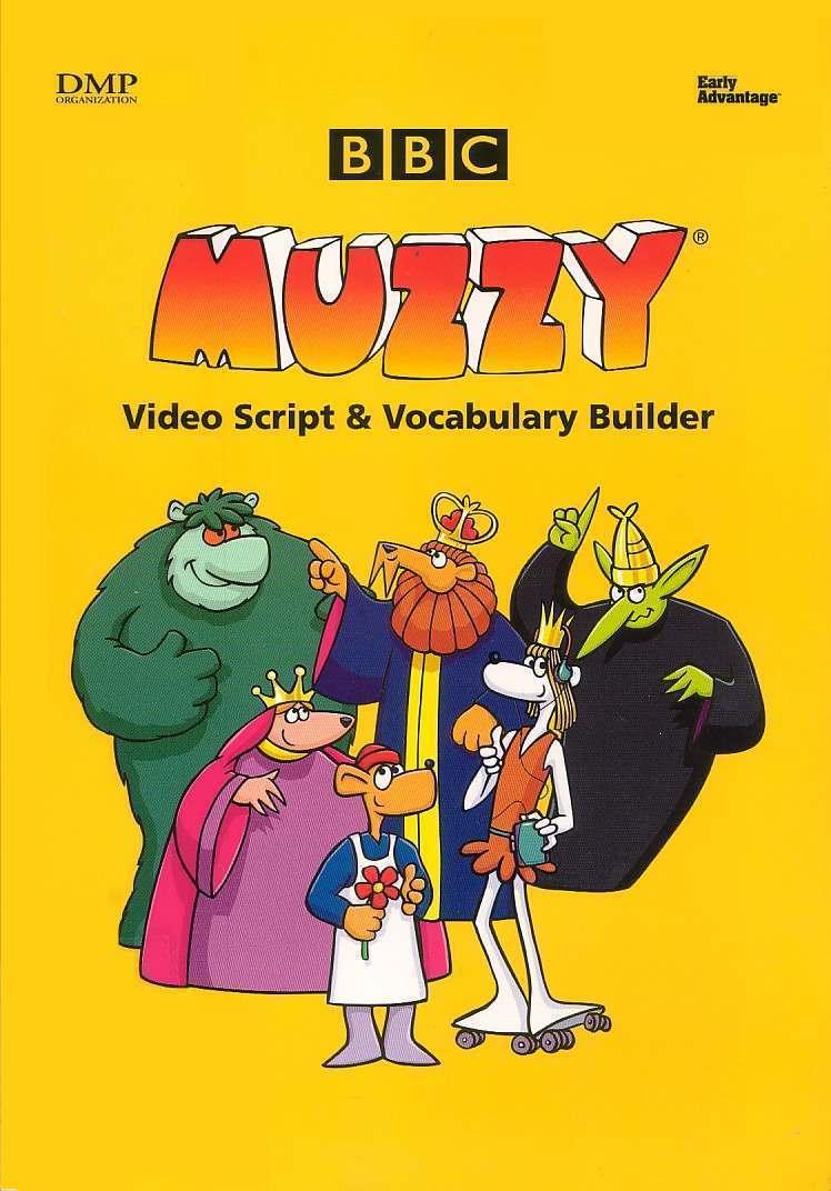 English In Italian: BBC Muzzy Multilenguage Courses English Spanish French
