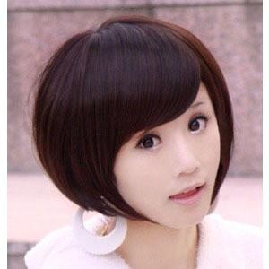 Non mainstream wig girls with short hair BOBO short wig fashion short hair bobo new jiafa