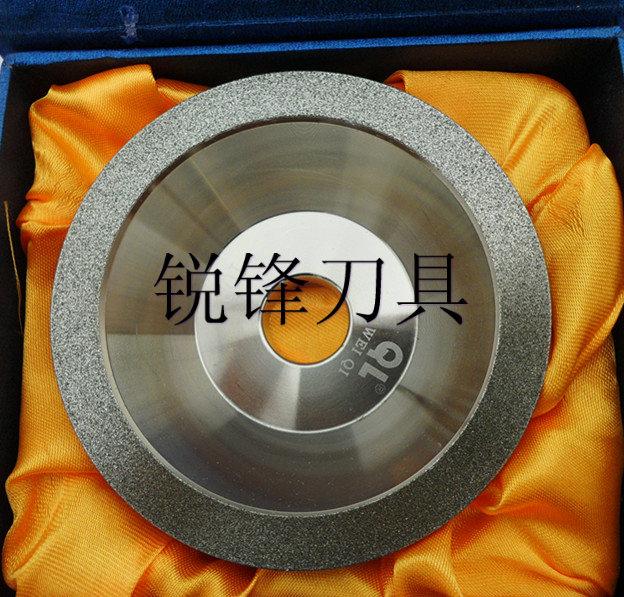 Тайвань странный прибыль сплав шлифовальный круг / джеймс бонд камень чаша тип братья машинально шлифовальный круг / мельница долото использование / братья машина оснащена модель