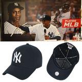 男女NY棒球帽韩国全封帽子秋冬大码MLB球员版潮帽户外出游鸭舌帽