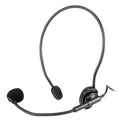 Takstar得勝 HM-700耳掛式小擴音器頭戴話筒麥克風有線蜜蜂話咪