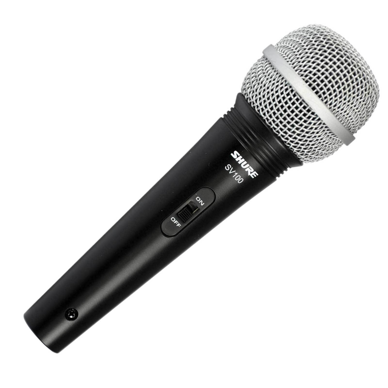 «SP» SHURE динамический микрофон Shure SV100C от Kupinatao