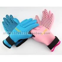 防珊瑚马尔代夫保护小手lelang儿童加厚潜水手套滑水手套