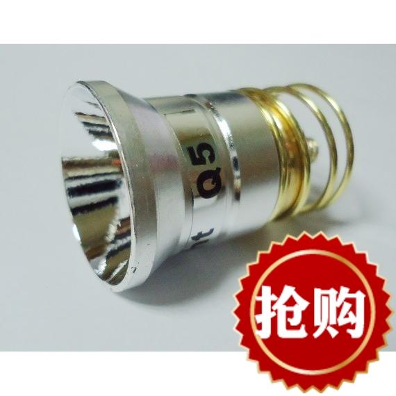 Q5 L2 XPL HI T6 витые бусины 502B/501B яркий свет фонарик 26.5mm кубок ULTRA-FIRE