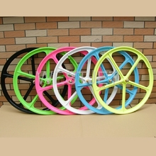 Magnesium alloy five 5 knife Really die 700 c'd ride a wheelset coasters with one wheel Part three pole bag mail