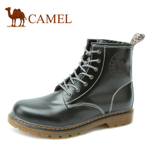 Camel Camel round Martin boots genuine high top shoes men s leather tooling male 2015 autumn and winter boots England