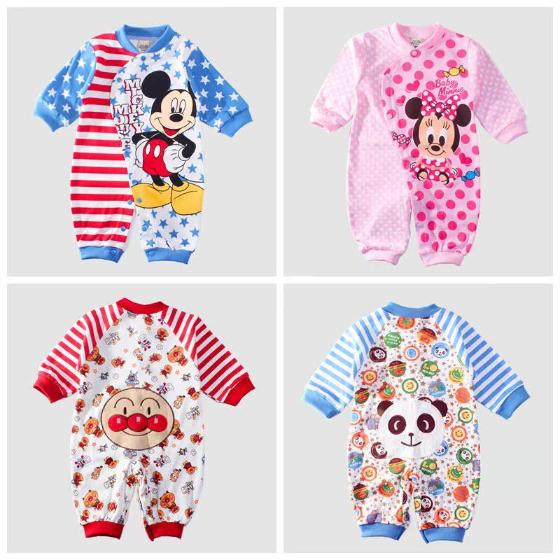 Электронной почты хлопок Детские одежда младенца onesies новорожденного onesies одежда мужчин и женщин одежда комбинезон 0-1