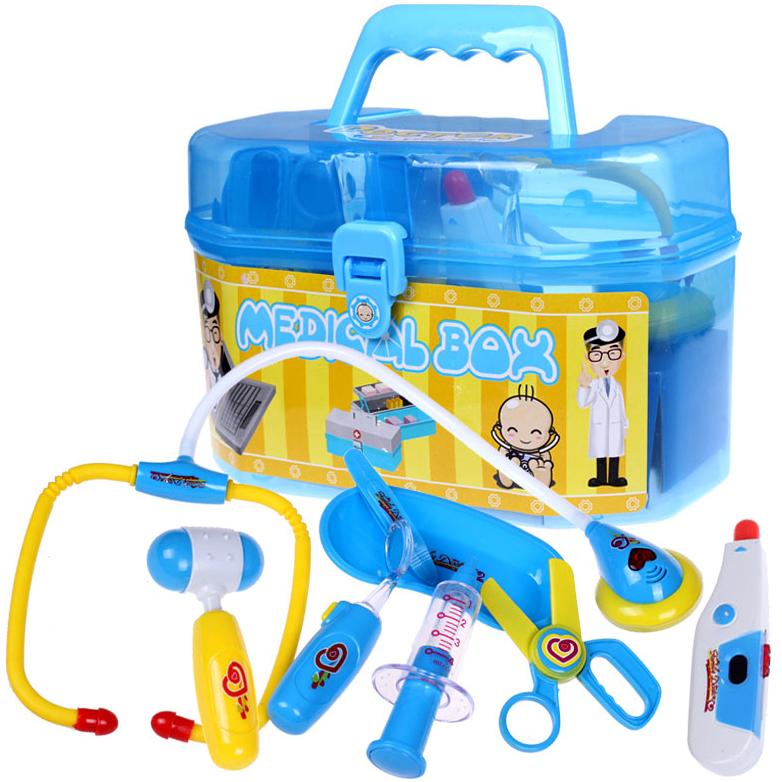 Торжествующий музыка ребенок живая домой домой игрушка врач игрушка ребенок врач защищать коробка врач аптечка моделирование врач игрушка 0.5