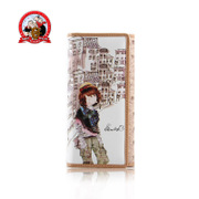 Spike sprouting da Olivia micro-the fall of 2015 trends wallet authentic fashion ladies zip wallet