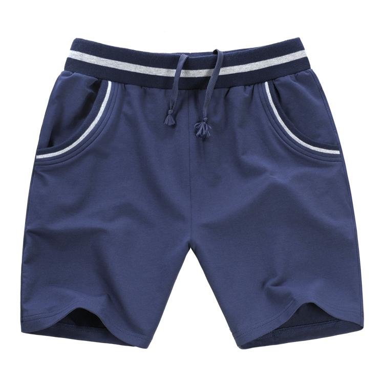 Мужские летние шорты хлопок Беговые штаны потерять пять очков плюс размер случайных тенденция бадминтон в новые летние штаны