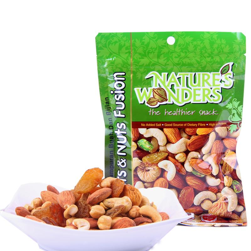 ~天貓超市~馬來西亞 大山牌混合雜果仁130g 袋堅果零食幹果