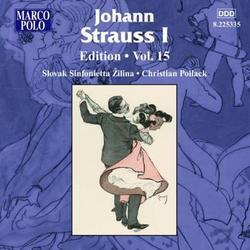 老约翰施特劳斯:专辑系列-第15辑