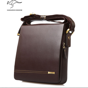 Male kangaroos new men men men s business casual Shoulder Messenger shoulder back