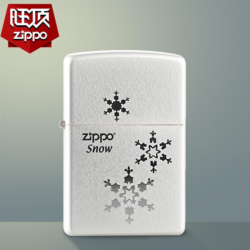 打火�Czippo正版 ��y雪花 一三五朵 ����矍橄蘖� zippo刻字
