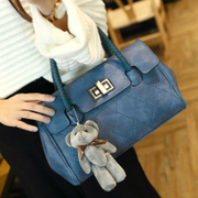 Baby Tao Tao new 2015 vintage women fashion bag fashion bag perfect for both business and design in Europe and America in the United States