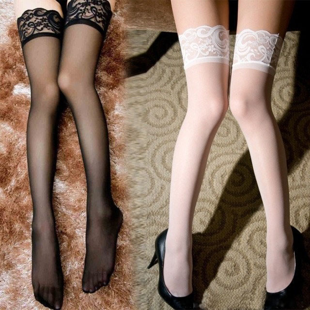 Лето тонкий сексуальный искушение женщина нижнее белье Сексуальные чулки открыть кружева черные чулки подтяжки колготки чулки