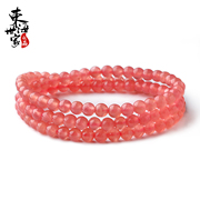 Family of sea ice types of Red Stone Ring Red Stone bracelets Crystal bracelet bracelet fashion jewelry women