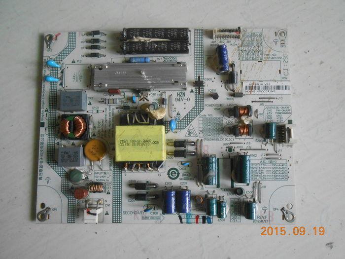 海尔电视配件le32h300电源板