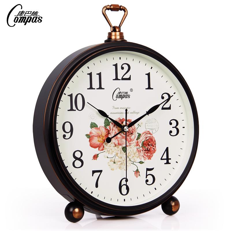 Мир пакистан провод творческий рабочий стол сидеть часы сиденье колокол гостиная континентальный простой современный часы сиденье колокол тайвань колокол спальня немой