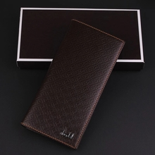 New Dan DE made wallet man long shaft tux leather wallet, Japan and many students for the large capacity