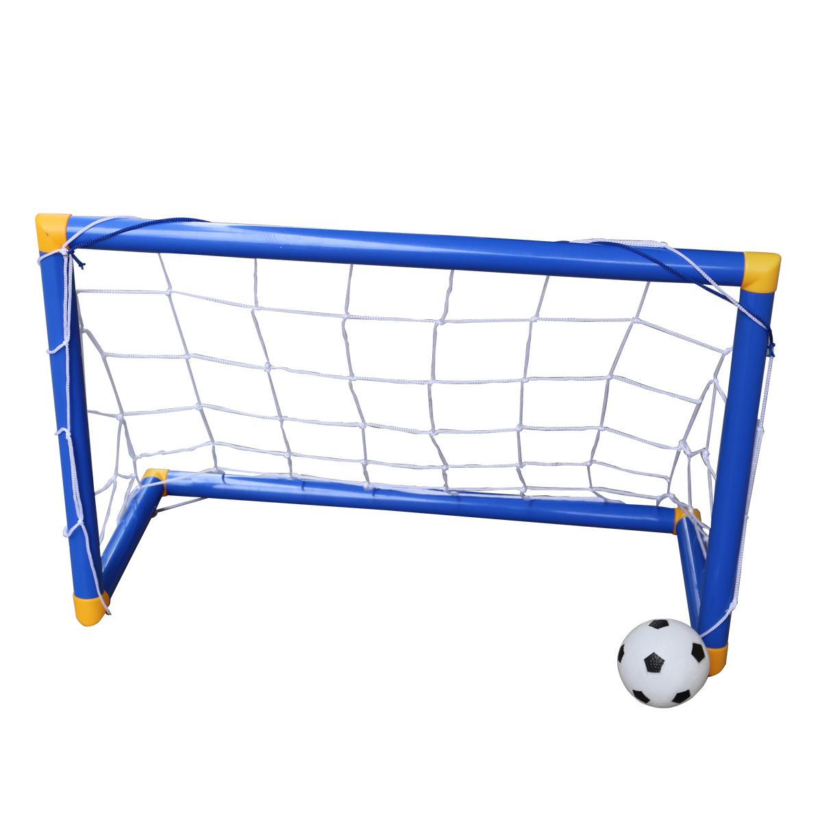 兒童迷你便攜足球門 家用室內戶外可拆裝足球類 送足球充氣筒