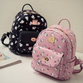 Girl's Hello Kitty Backpack