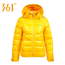 361 degrees in winter outdoor down jacket installs the new 361 super light feather coat to keep warm, 561344223