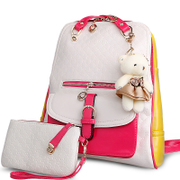 2015 new style ladies shoulder bags School of Korean fashion cartoon simplicity student wind bag