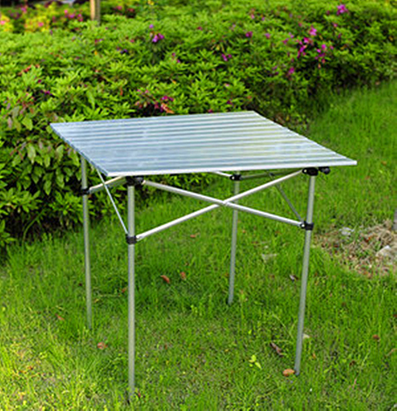 Легкий тип алюминиевых сплавов складной стол стул на открытом воздухе складной стол портативный стол пикник качели стенд стол барбекю стол