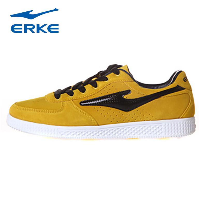 鴻星爾克男鞋 鞋男板鞋輕便 滑板鞋正品折扣男旅遊鞋