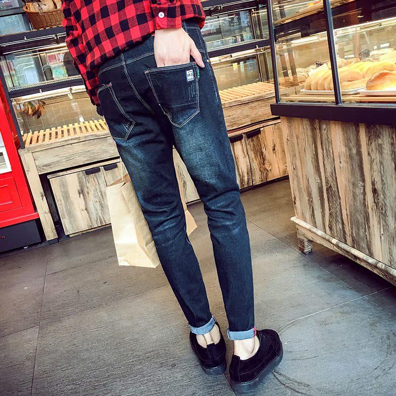 牛仔青年 直筒牛仔褲