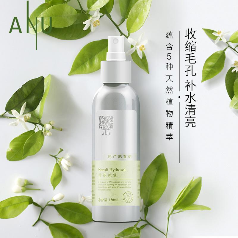 ANU ах! раб роли чистый роса пополнение увлажняющий контроля уровня масла сокращаться волосы отверстие доход собирать цветочная вода