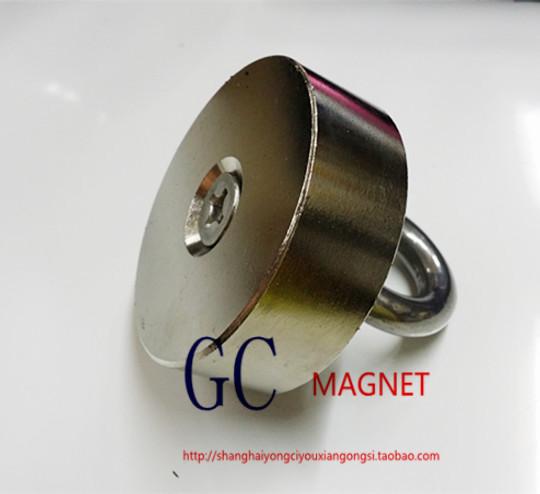 Магнитные супер сильные магниты ND-Fe-b магнит N52 Утилизация магнитного циркулярный магнитные 60 * 20-10