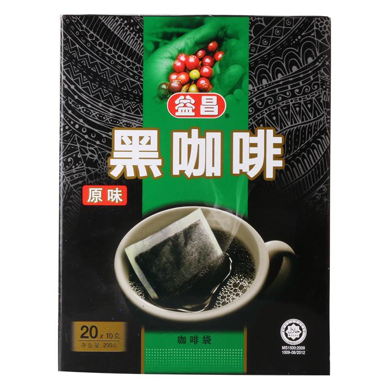 Малайский западная азия оригинальный импортный выгода процветающий оригинал черный кофе кофе фасоль кофе порошок избежать фильтрация