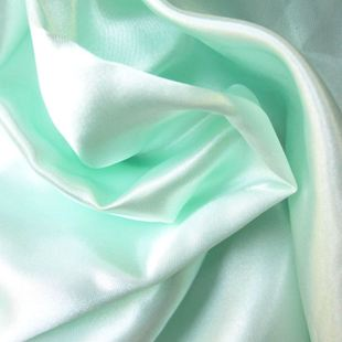 DIY handmade multicolor imitation satin fabric necessary