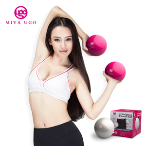 Fitness soft dumbbell yoga ball