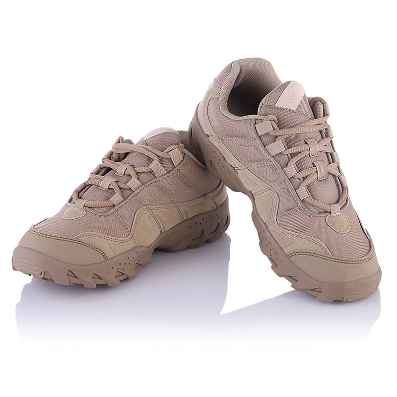 Outdoor mountaineering shoes, sports and combat shoes, hiking shoes, low top desert boots, tactical boots, combat boots, shock absorption solid sole