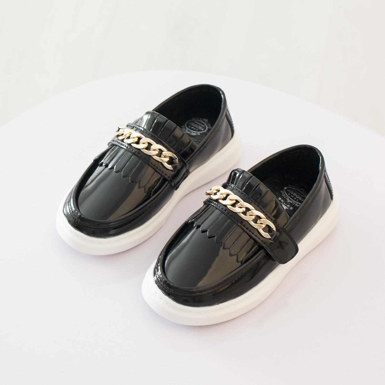 2015 году падение обувь Новые кисточкой обувь мода обувь девушка корейской версии для детей Детская обувь